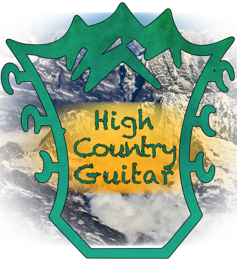 High Country Guitar Logo